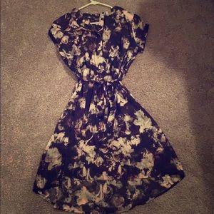 Vera Wang Floral Dress